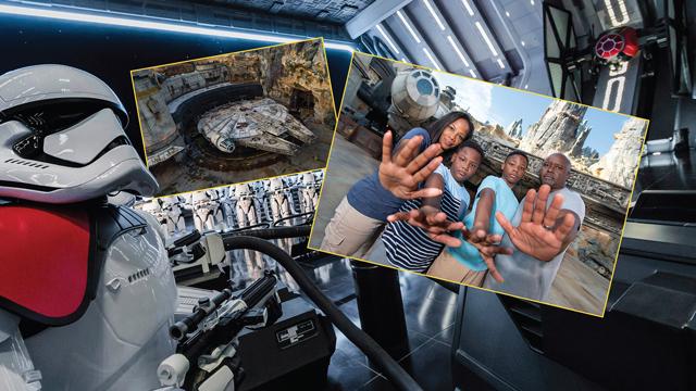 Disney's New World Of Star Wars