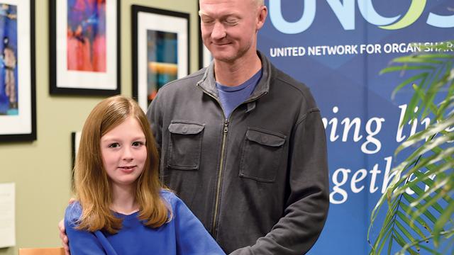 Life-Saving Work Of UNOS In Richmond