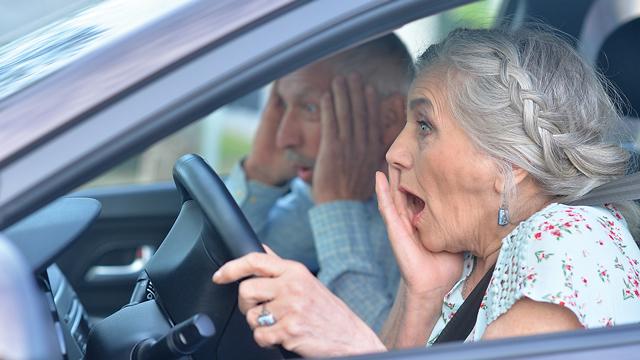 Crash Avoidance For Seniors