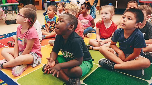 Kindergarten Countdown Camp