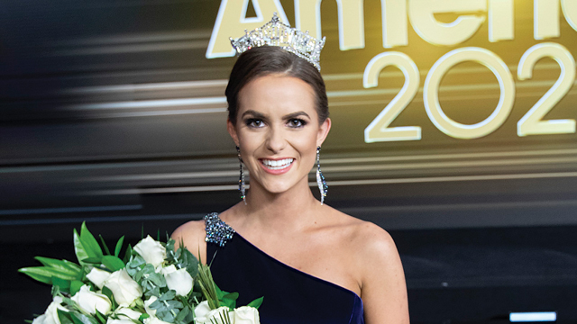 Here She Is! Virginia's Miss America