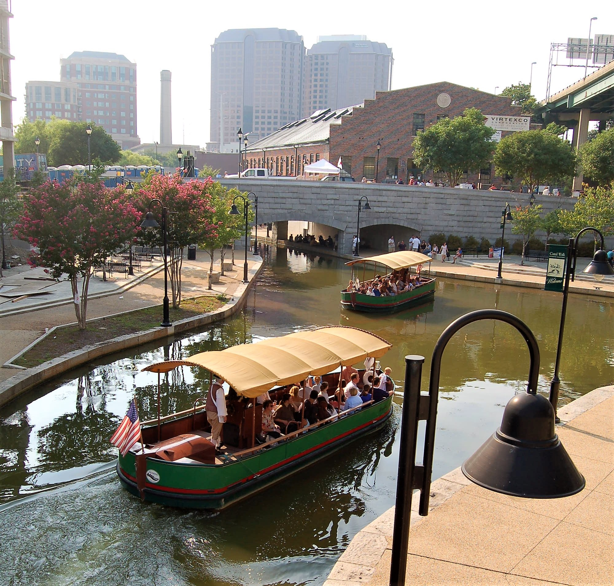 Riverfront Canal Cruises Mark 20-year Anniversary